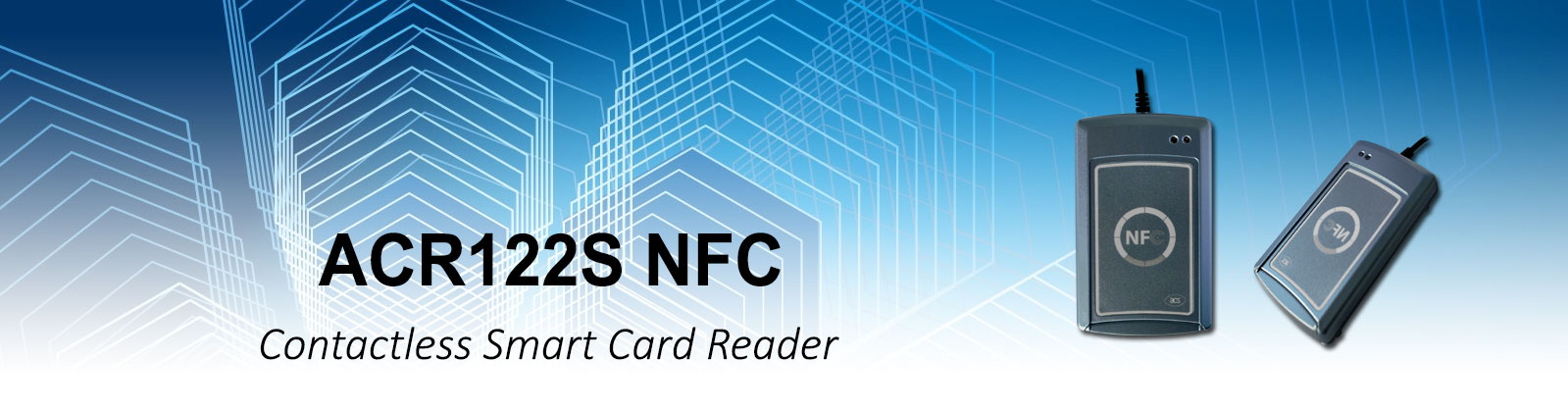ACR122S NFC Contactless Smart Card Reader