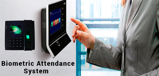 Biometric Attendance Hardware