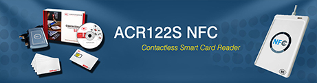 ACR122S NFC Contactless Smart Card Reader Software Development Kit