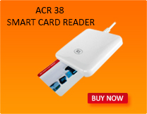 ACR 38 Smart Card Reader cum Writer