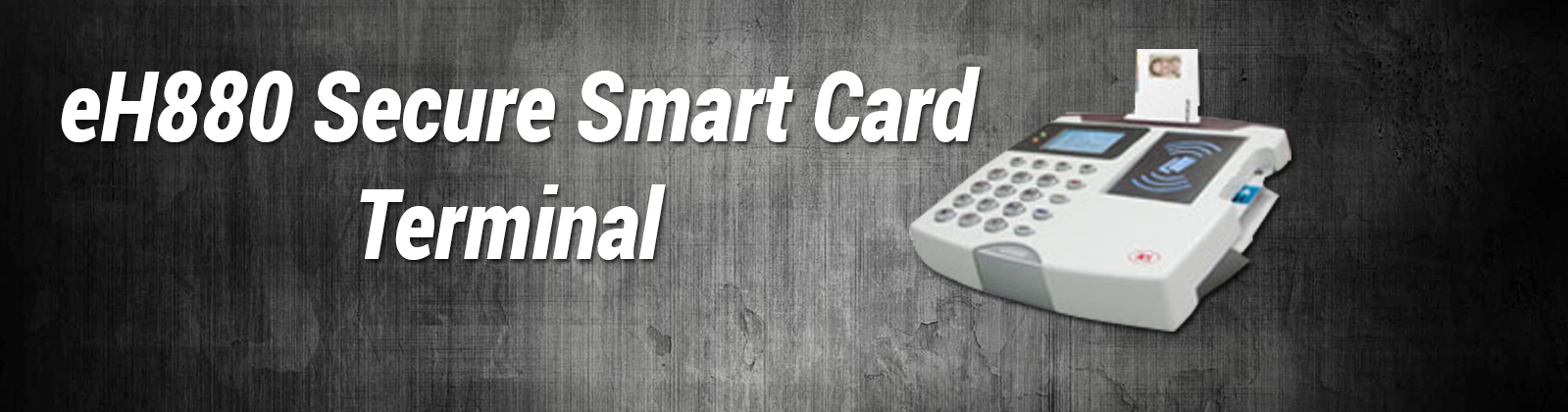 Smart Card Readers with Pin Pad