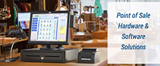Point of Sale Hardware and Software Solutions